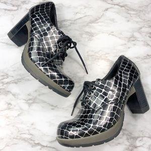 Doc Martens | Danielle Armor Lamper Leather Heels
